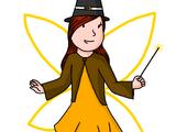 Theona the Thanksgiving Fairy