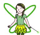 Kisha the Caterpillar Fairy