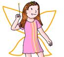 Renee the Rainbow Ripple Fairy