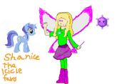 Shanice drawn by Amathist