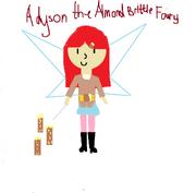 Adyson the Almond Brittle Fairy