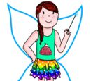 Jillian the Gelatin Fairy