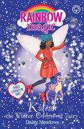 Kaleah the Winter Celebrations Fairy