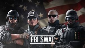 FBI SWAT Operators