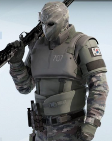 Vigil Granite Epsilon Uniform