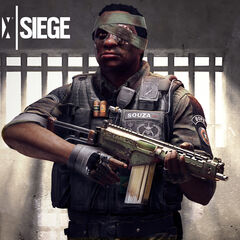 Capitão in the Detainee Set
