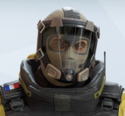 Lion Barren Blowback Headgear