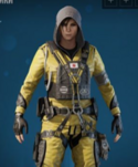 Hibana Decon Uniform