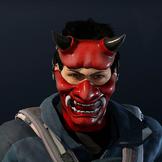 Echo Oni Headgear