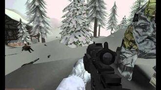 Tom Clancy's Rainbow Six 3 Raven Shield Terrorist Hunt On Peaks