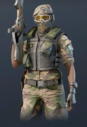 Alibi Mountain Foliage Uniform