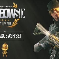 Ash in the Y1S3 Pro League Set