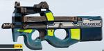 Autoroutes P90 Skin