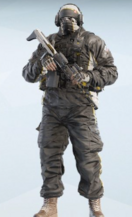 Glaz Voltage Uniform