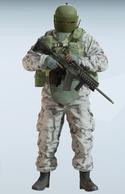 Tachanka Hailstorm Uniform