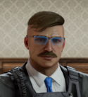 Warden Clean Operative Headgear