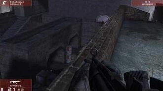 Rainbow Six 3 Raven Shield Prison on Elite Terrorist Hunt