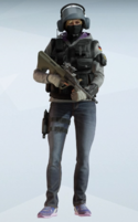 IQ Default Uniform