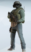 Jager Default Uniform