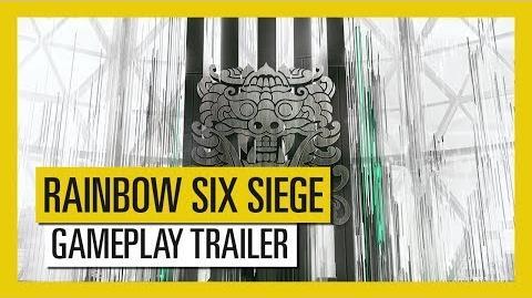 Tom Clancy's Rainbow Six Siege - White Noise Gameplay Trailer UbiBlog