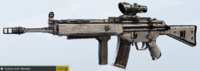 Engraved AR33 Skin