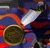 Mira Medallion Charm