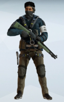 Echo Default Uniform