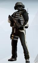 Jager Spectrometer Uniform