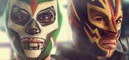 Lucha & Libre headgears