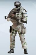 Doc Palewood Uniform