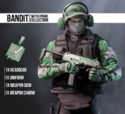 Green Highlight Uniform