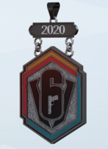 Road To SI 2020 FinisherCharm