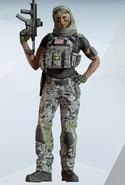 Valkyrie Public Servant Uniform