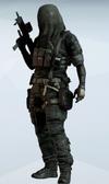 Nokk Furtive Gloom Uniform