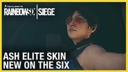 Rainbow Six Siege Ash Tomb Raider Elite Set - New on the Six Ubisoft NA