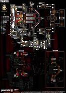 Theater Vegas 2 Map Layout