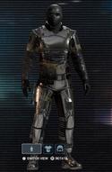 Vigil Carbon Copy Uniform