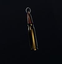 7.62mm Ammo Charm
