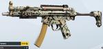 Burial MP5 Skin