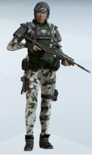 Dokkaebi Snow Pine Uniform