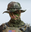 Valkyrie Woodland Boonie Headgear
