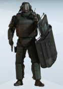 Montagne CE Woodland Uniform