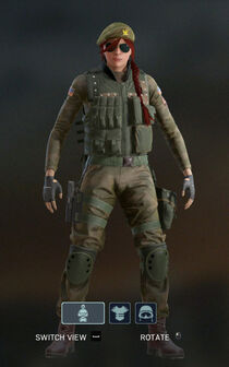 Ash Uniform - IDF Sapper