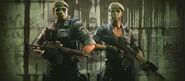 BOPE Operators (Skull Rain Headgear)