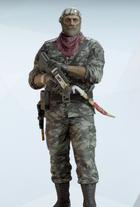 Kaid Tar Brush Uniform