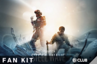 Steel Wave Fan Kit Reward