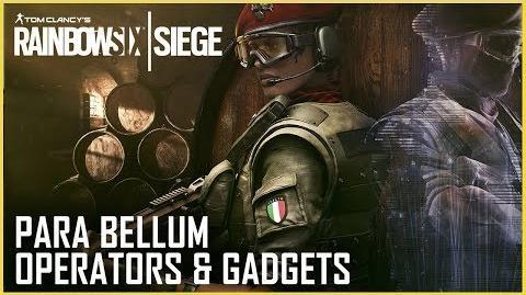 Rainbow Six Siege Para Bellum Maestro Gameplay and Gadget Starter Tips