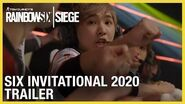 Rainbow Six Siege Six Invitational 2020 Trailer Ubisoft NA