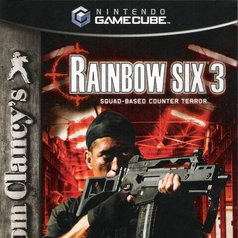 Cover Art for RS3 on the Nintendo Gamecube