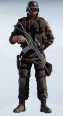 Thermite Default Uniform
